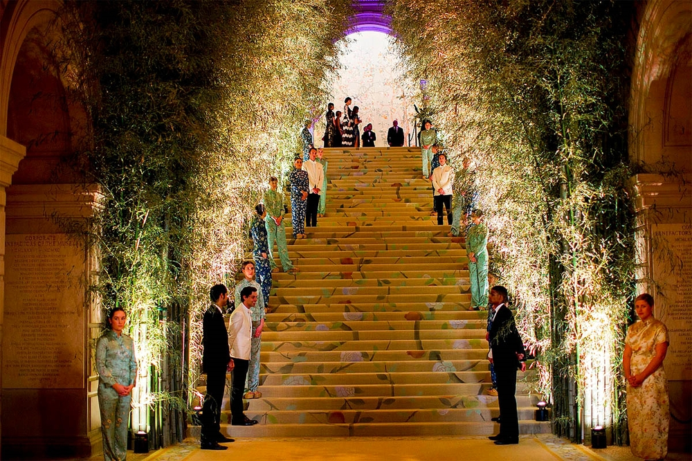 Met Gala Entrance, photo by Kevin Tachman