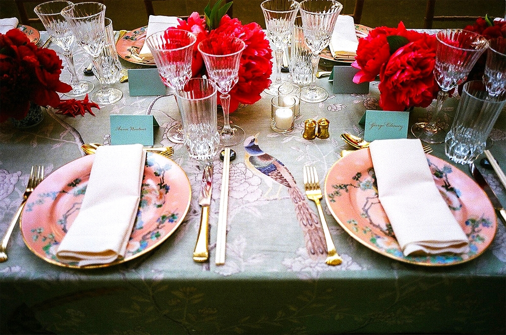 The Table      Photo by Daniel Arnold/ Vogue