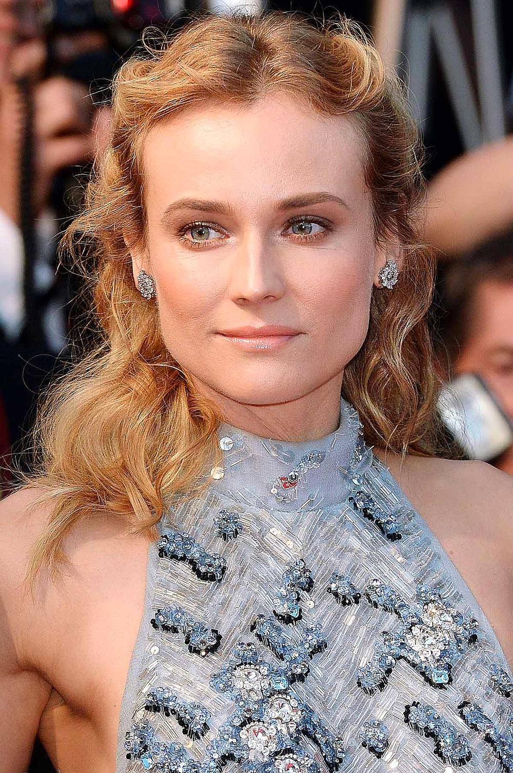 Diane Kruger at the premiere for 'The Sea of Trees'           Photo by Rex Features