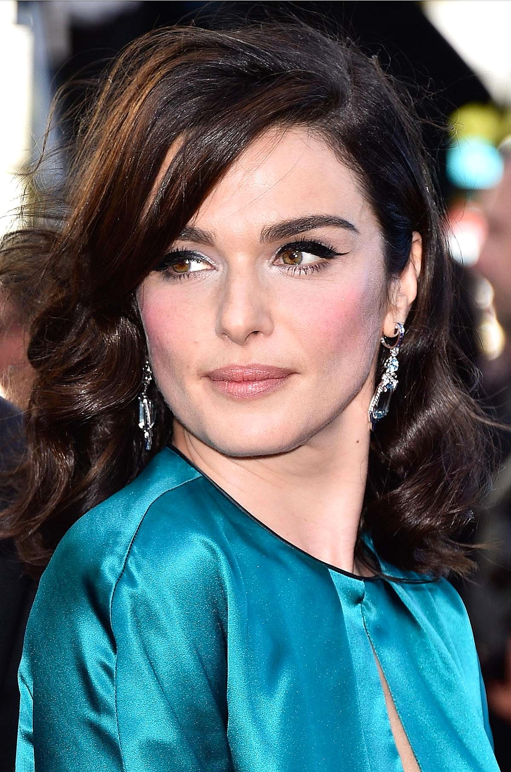 Rachel Weisz at the 'Youth' premiere             Photo by Getty