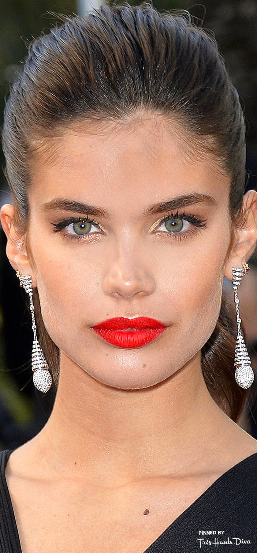 Sara Sampaio                   Photo by Rex Features