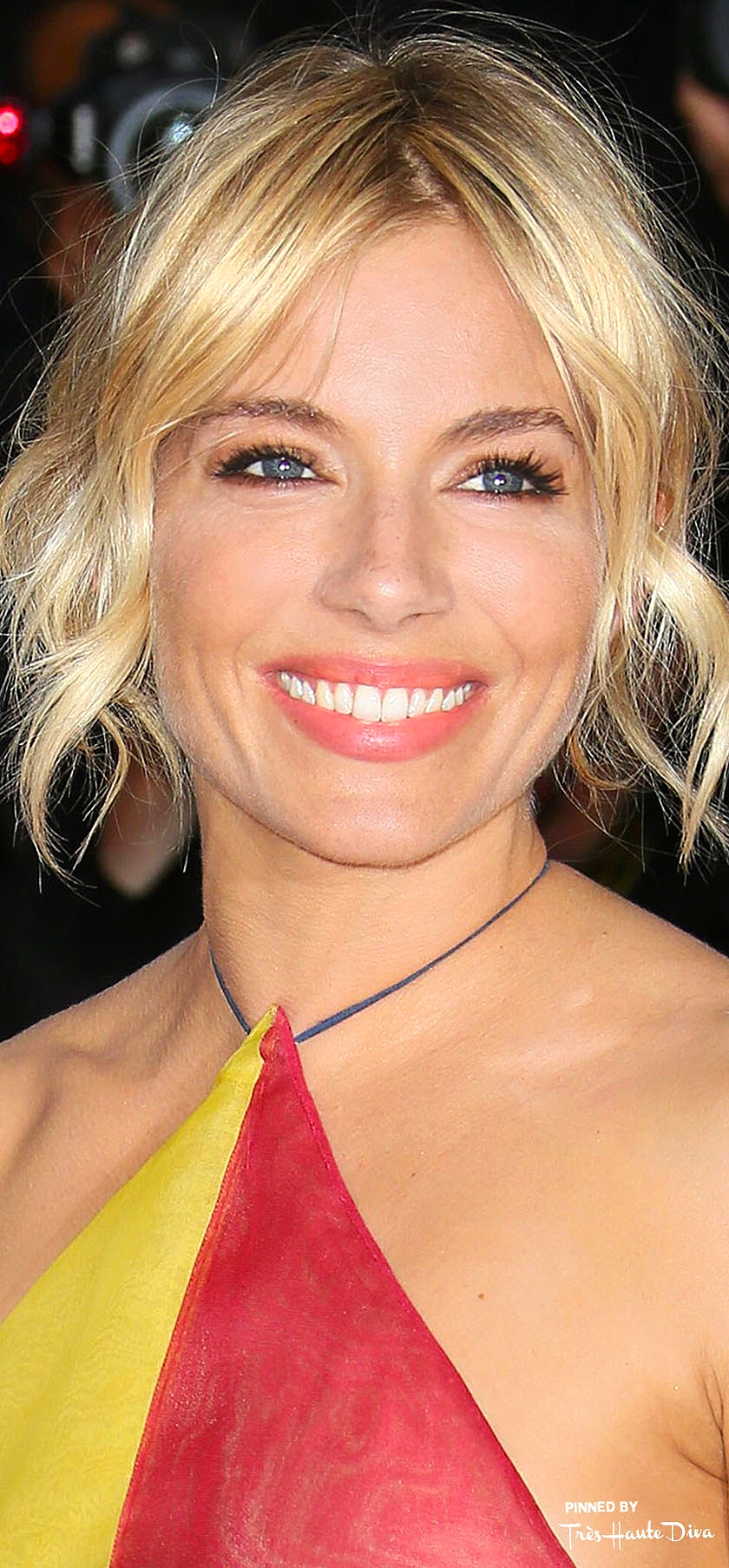 Sienna Miller                         Photo by Getty