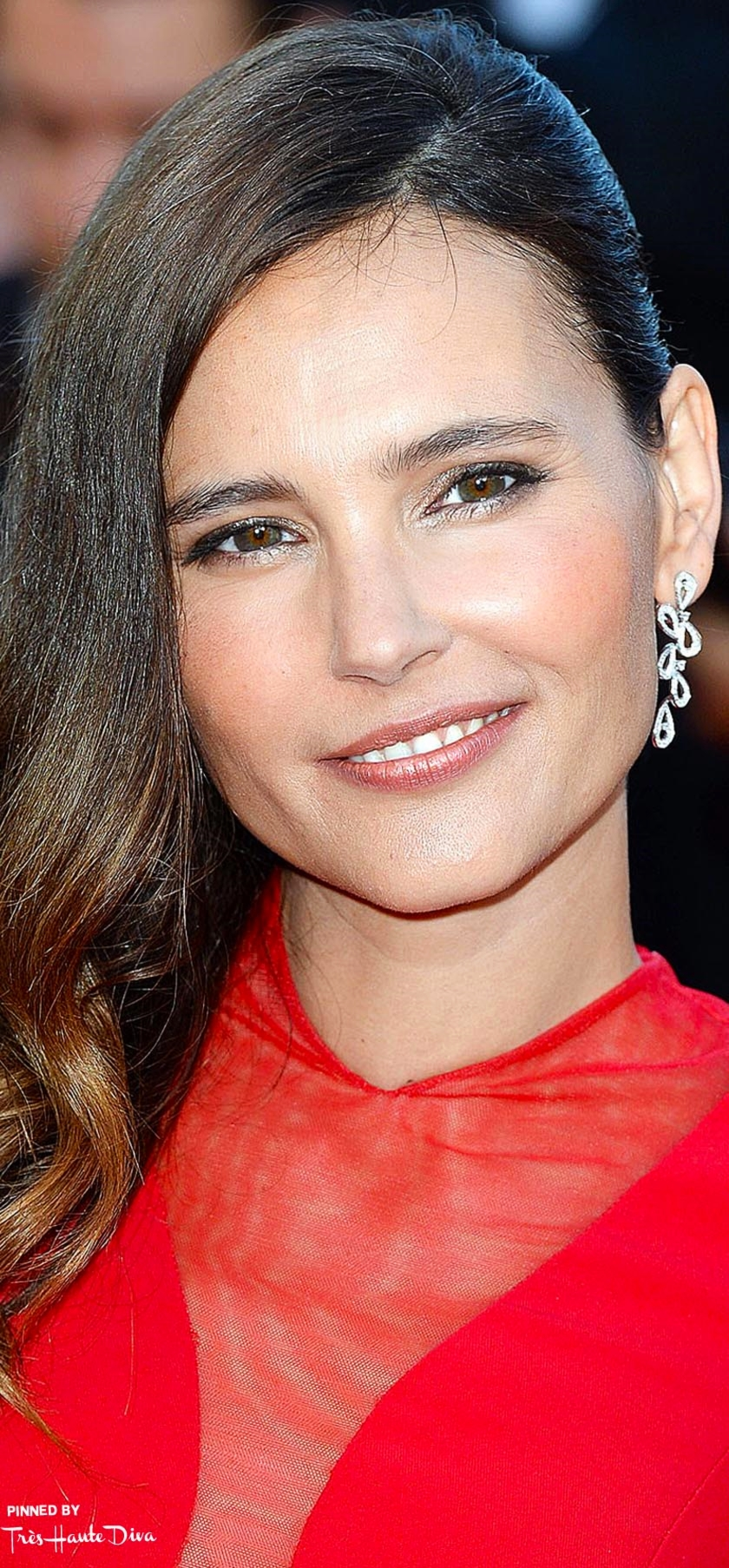 Virginie Ledoyen                        Photo by PA Photos