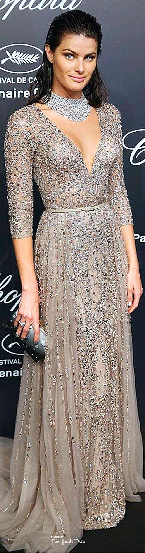 Isabeli Fontana                     elle.uk.com