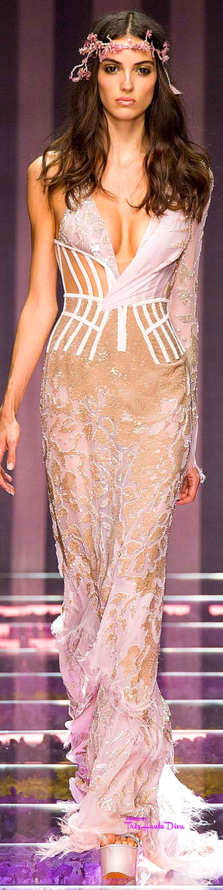 Atelier Versace Fall 2015