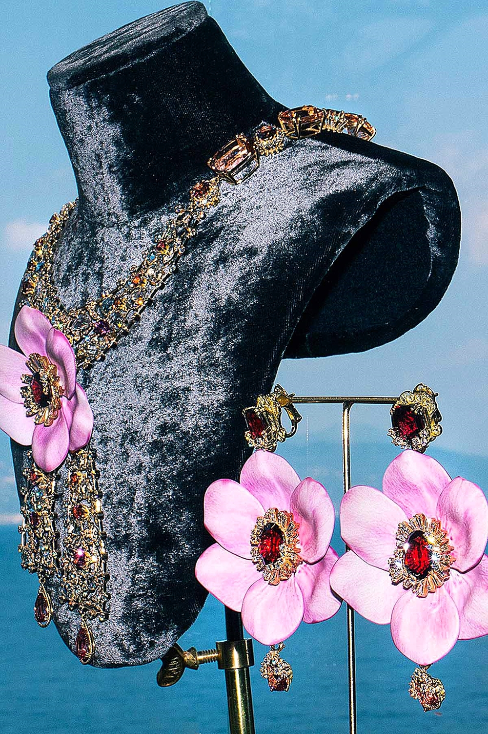 Dolce & Gabbana Alta Moda Fall 2015 High Jewellery
