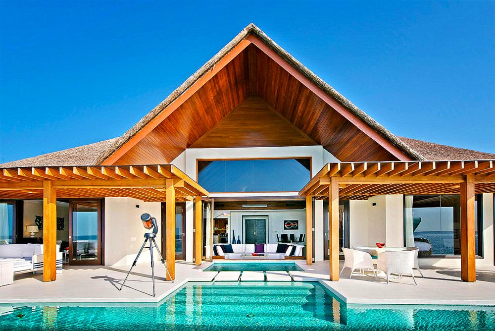 Ocean Pavilion Exterior