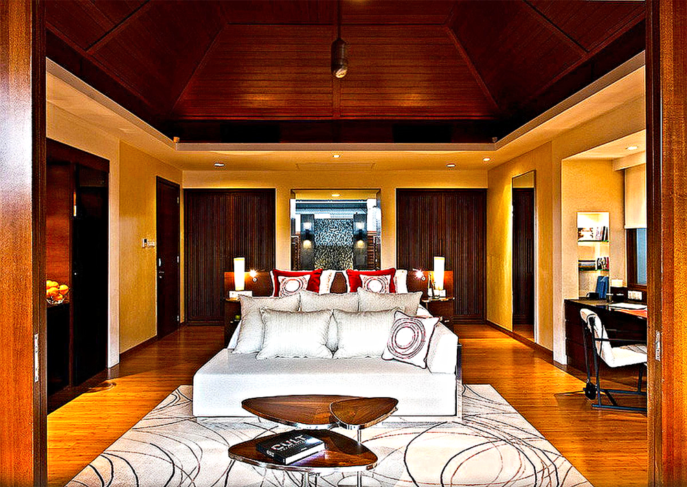 Beach Suite Interior