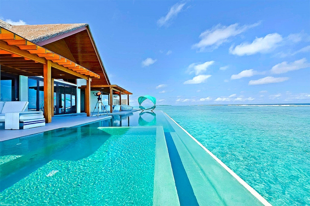 Two-Bedroom With Pool Ocean Pavilion