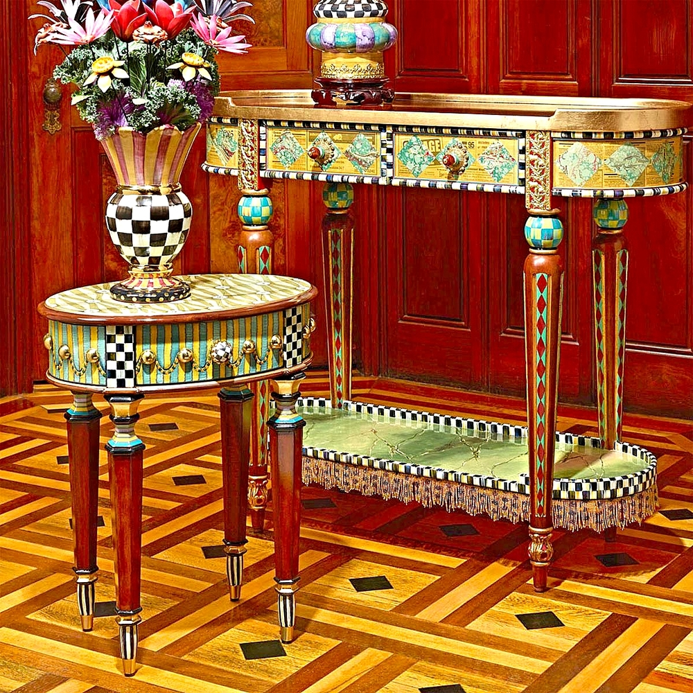 Highland Console & Accent Table