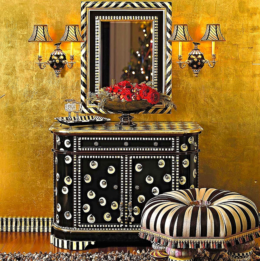 Tango Mirror & Wall Street Setting Seat