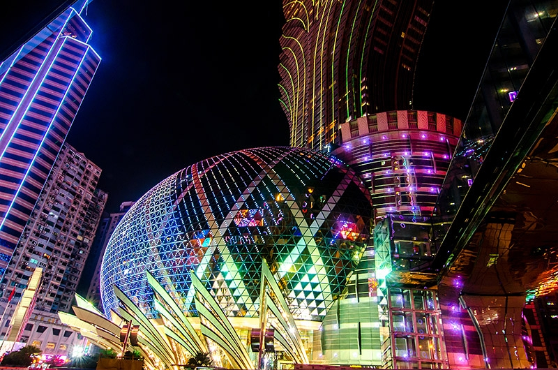 Hotel Casino Lisboa, Macau, China