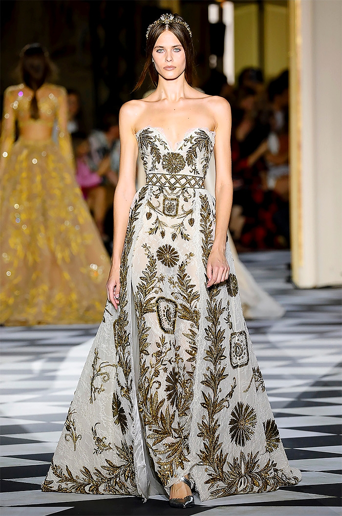 Zuhair Murad Haute Couture Fall/Winter 2018-19