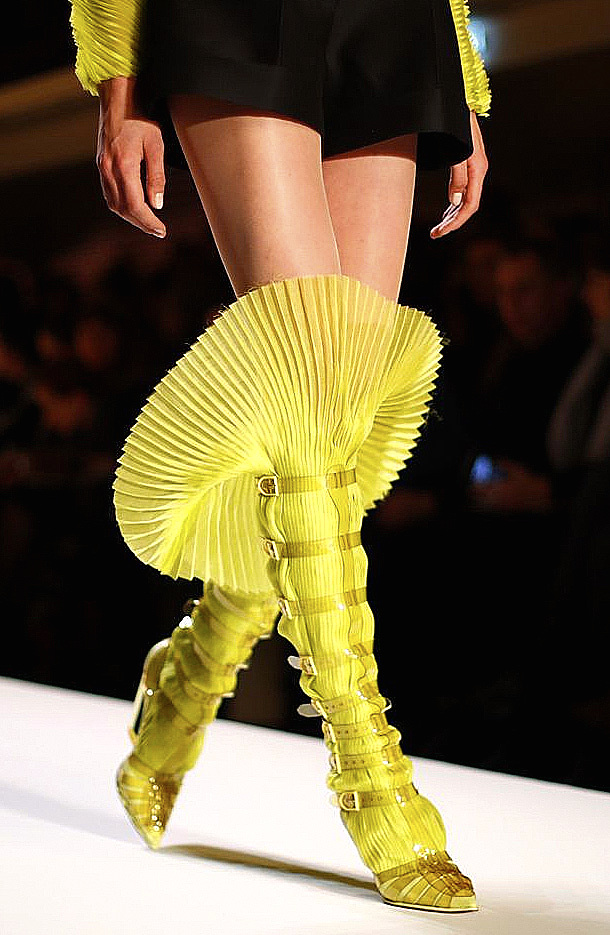 Jean Paul Gaultier Haute Couture Spring 2019