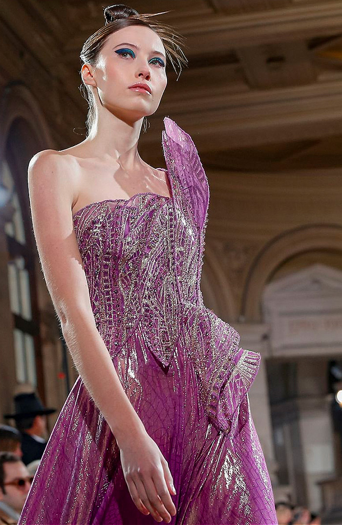 Tony Ward Couture Spring 2019