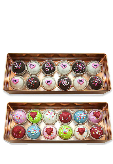 Austin Cake Ball Be Mine & Cupid Cake Ball Collection