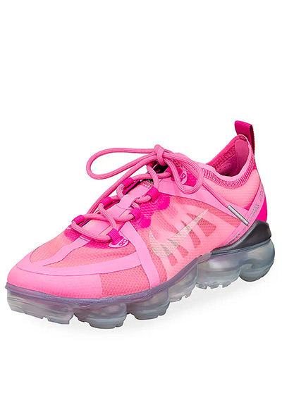 Nike Air Vapormax 2019 Stretch Running Sneakers