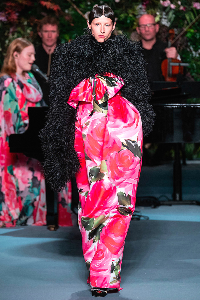 Richard Quinn Fall 2019 RTW