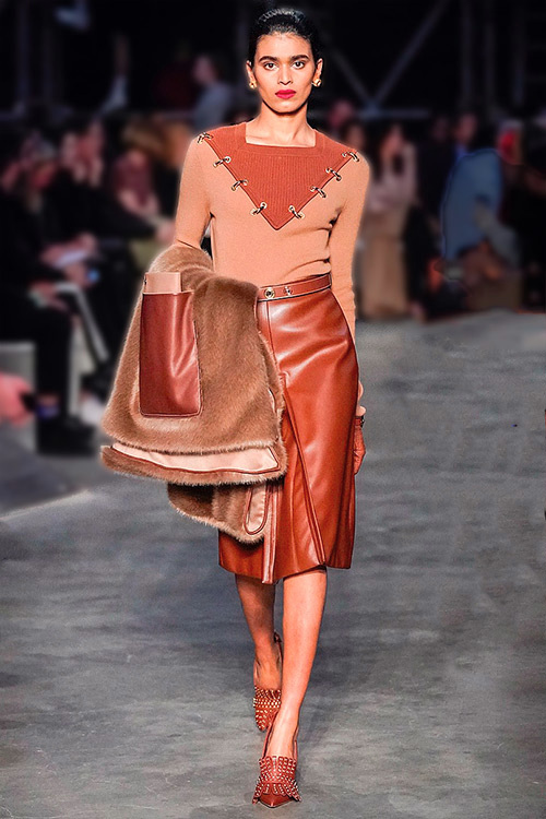 Burberry Fall 2019 RTW
