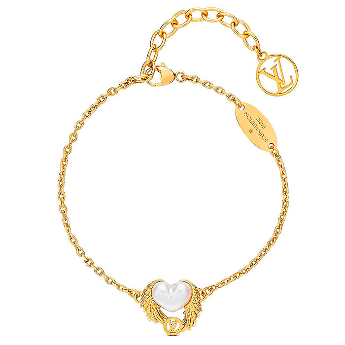Angel Love Bracelet $480.00; part of a collection of necklaces,earrings