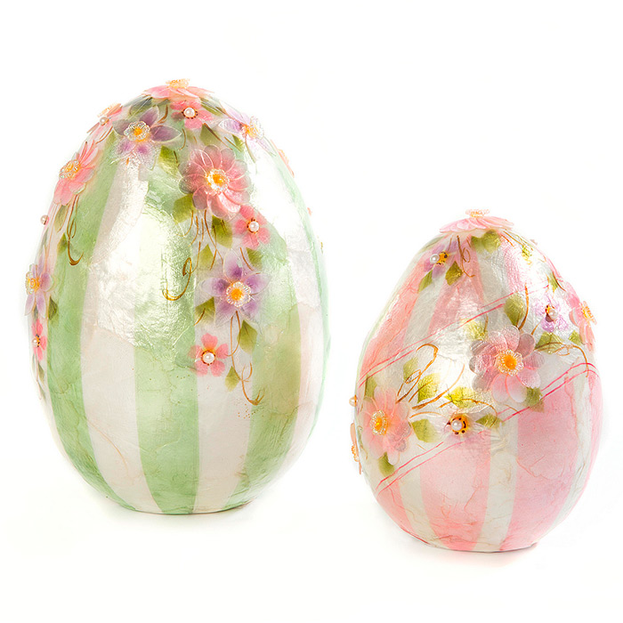 Honeymoon Eggstravaganza - Green & Pink