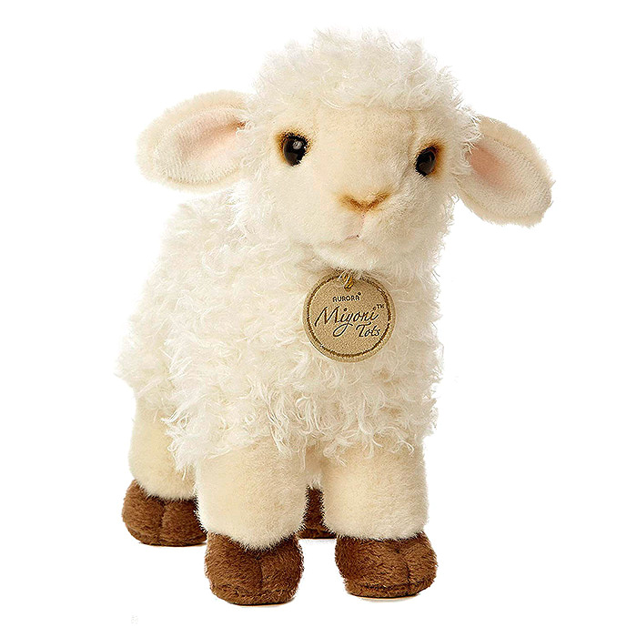Aurora World Miyoni Baby Lamb Plush