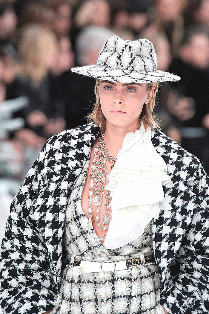 Chanel Fall-Winter 2019/20 Ready-To-Wear