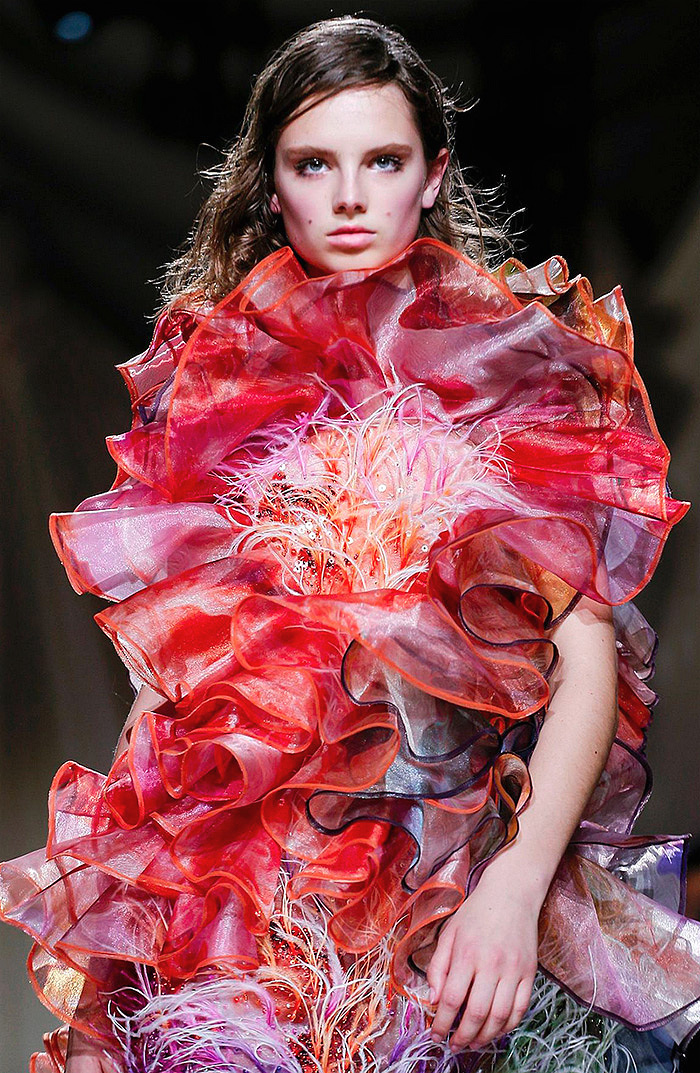 Mary Katrantzou Fall 2019 RTW