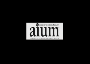 The American Institute of Ultrasound in Medicine (AIUM) is a multidisciplinary association dedicated to advancing the use of ultrasound in medicine through professional and public education, research, development of guidelines, and accreditation. The AIUM's membership consists of more than 10,000 sonographers, physicians, scientists, engineers, other health care providers, manufacturers of ultrasound equipment, and students. The AIUM is directed by a Board of governors and Executive Committee who are assisted by committees and a Council on Sections, representing many ultrasound specialties.[1] The AIUM's official journal is the Journal of Ultrasound in Medicine.
