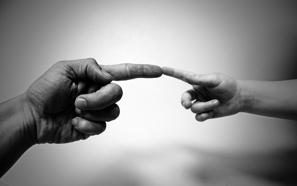 people touching each other-saradoolittle.com