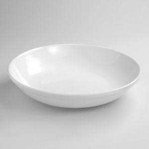 White Pasta Serving Bowl   , $12.99