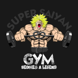 "I definitely googled ""Super Gym"" and this was definitely the best result. You can buy it on a t-shirt. ( img src )"