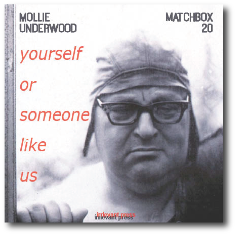 yourself or someone like us   - Mollie
