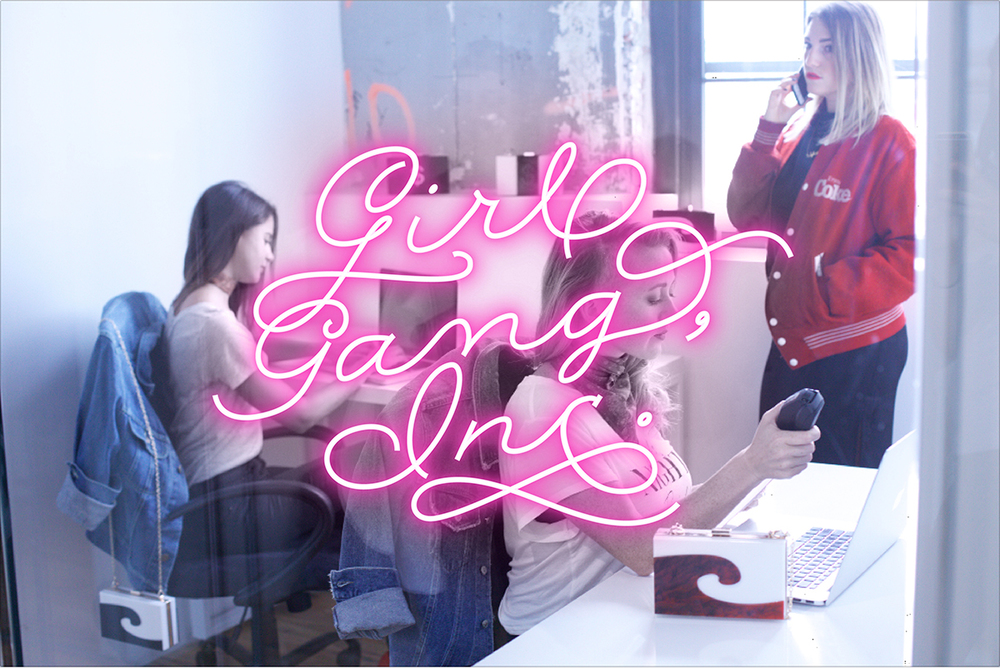 Girl Gang Inc Cover Photo