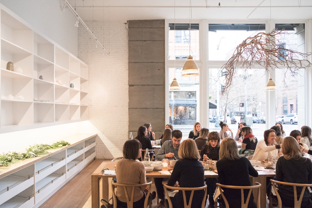 GATHER SEATTLE AT THE LITTLE LONDON PLANE