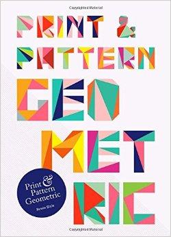 Book Resource: Print & Pattern Geometric | Pattern-Method.com