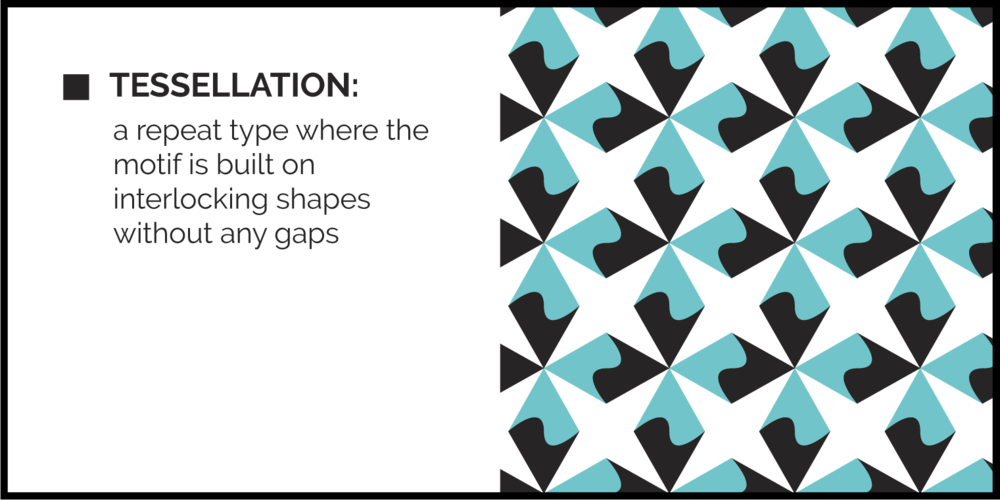 Definition: tessellation | Pattern-Method.com