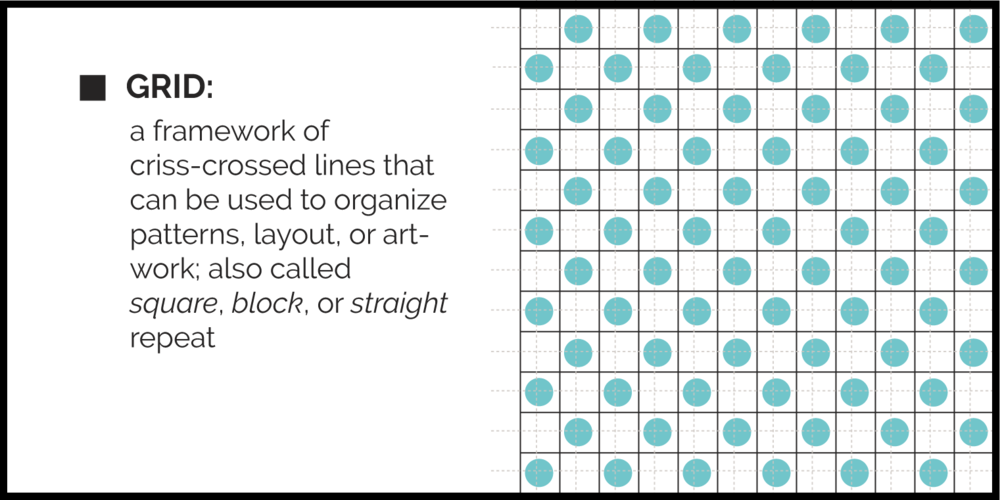 Definition: grid | Pattern-method.com