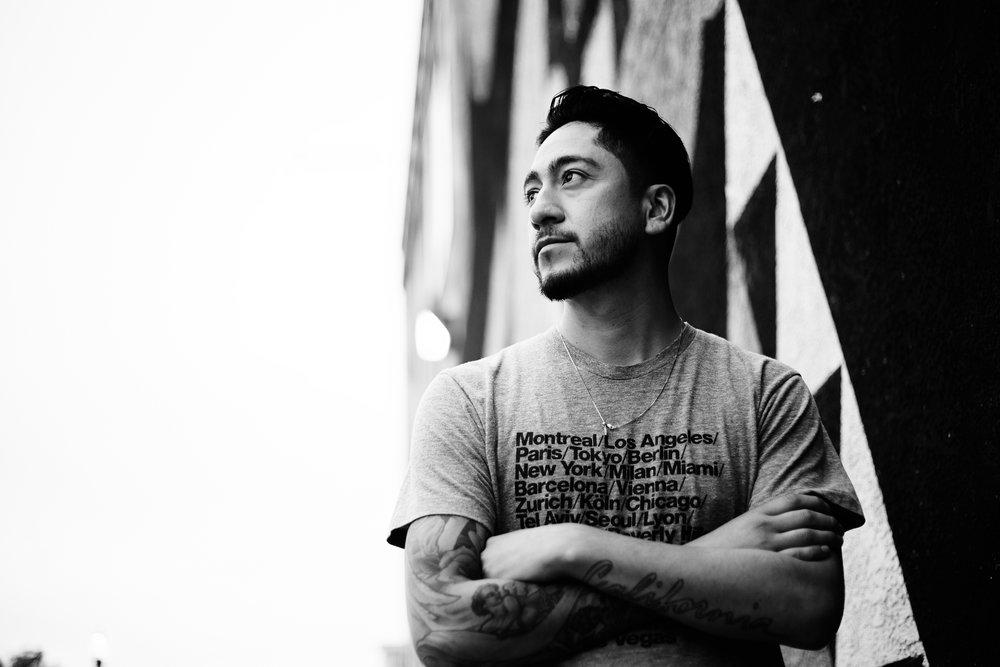 Michael Santillanes Barbering Profile Picture