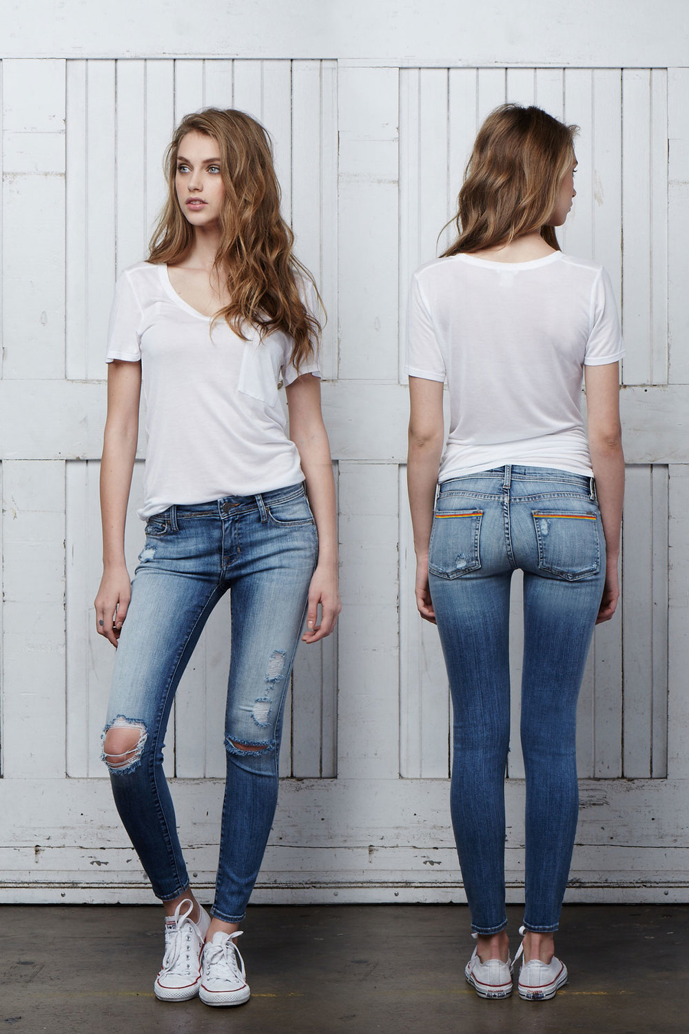 Over The Rainbow X Fidelity Denim