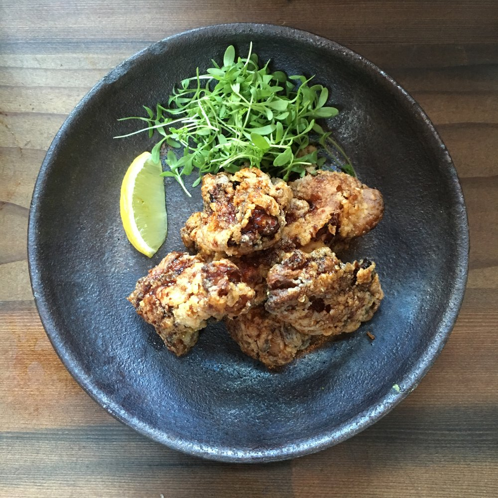 KARAAGE (sadly I have misplaced any additional description. But trust me, damn good.)