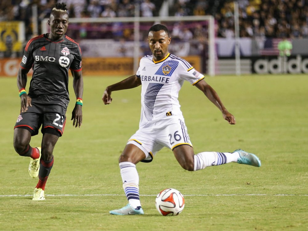 Sports Nutrition - James Riley - LA Galaxy