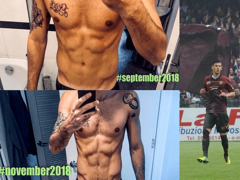 Sports Nutrition - Emmanuele Sembroni - Pro Italian Soccer Player
