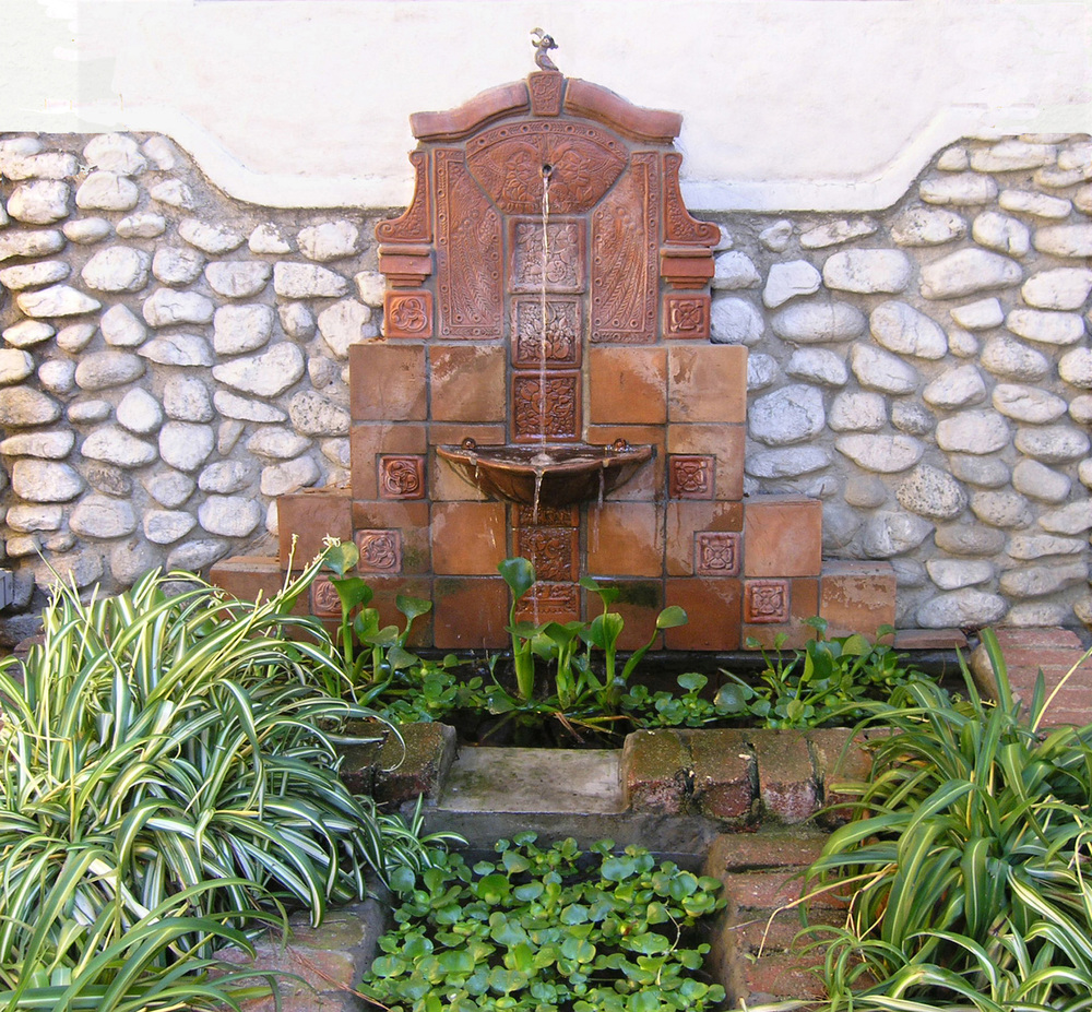 Hayes Fountain