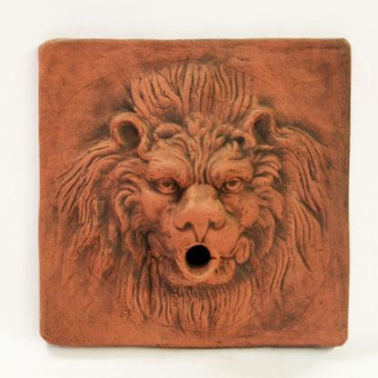 Lion Spout - 6x6