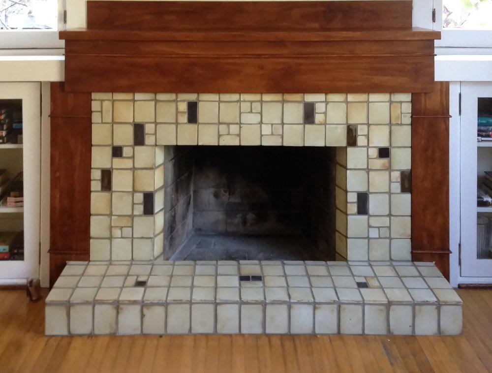 Venice Fireplace