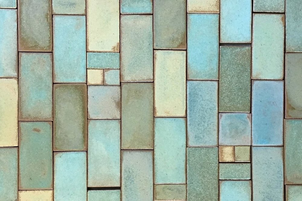 Willow Blend - The Willow Blend is a vibrant blue-green blend of 4 glazes.