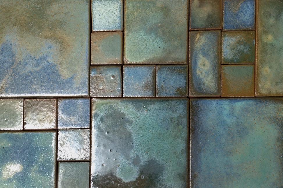 Celadon & Stone watercolor -