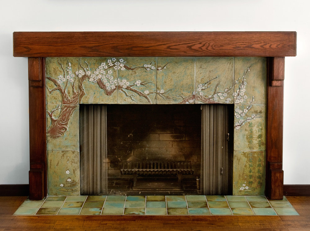 Cherry Tree Fireplace