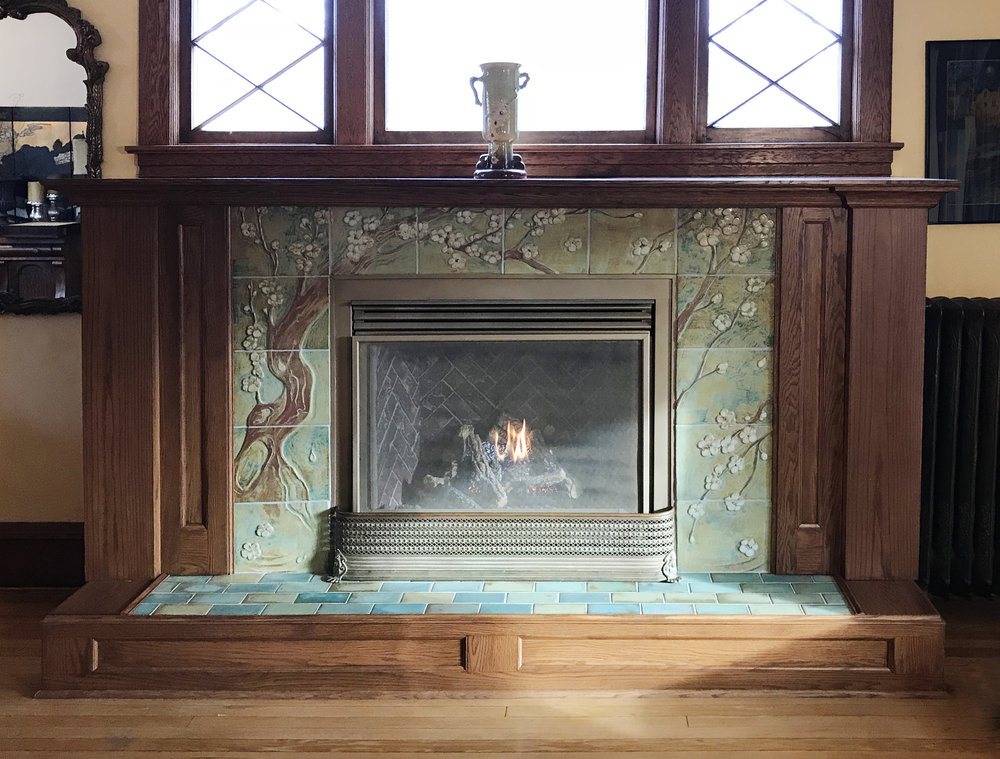 Merissa Fireplace